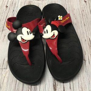 Disney x Jelly Bunny Platform Sandals